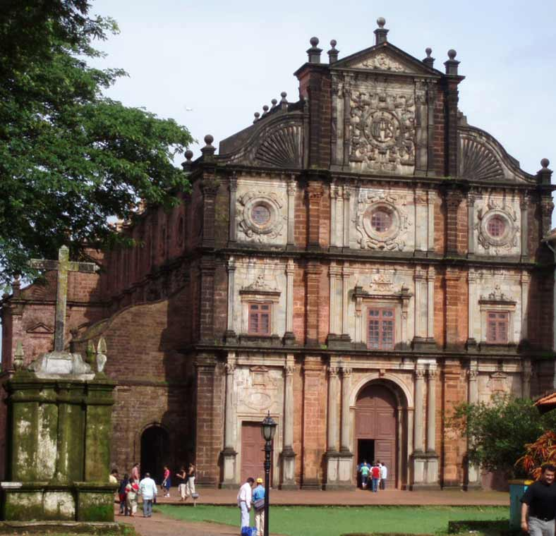 Best Places To Visit In Goa Lonely Planet: Churches And Temples In Goa