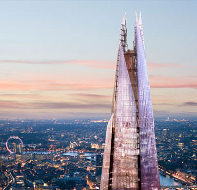London's best bird's-eye views