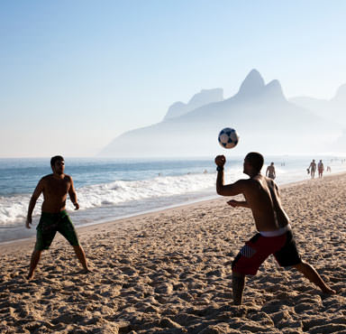Meet Brazil's World Cup host cities
