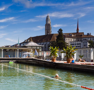 Uncover the secrets of Zürich
