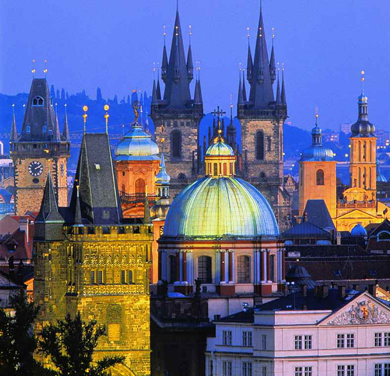 prague lonely planet
