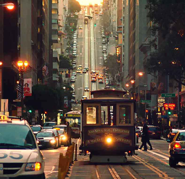 San Francisco By Cable Car Lonely Planet