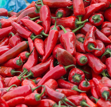 Seven super-spicy foods you need to try