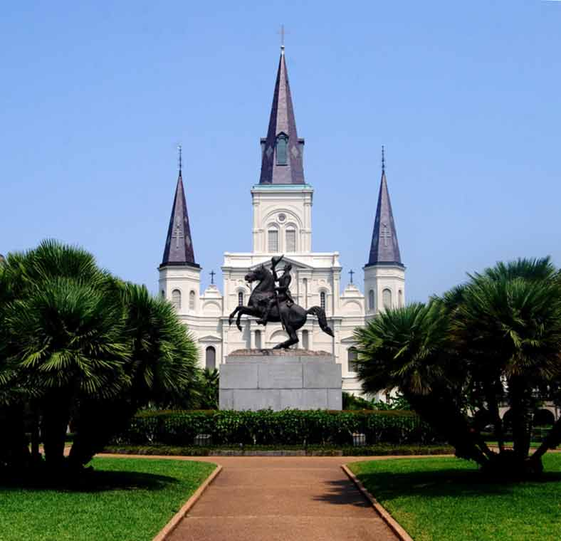 Top things to do in new orleans lonely planet for Things to see new orleans