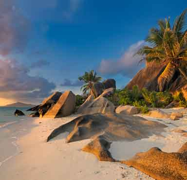 Best beaches and small islands