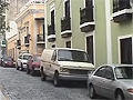 Old town, San Juan