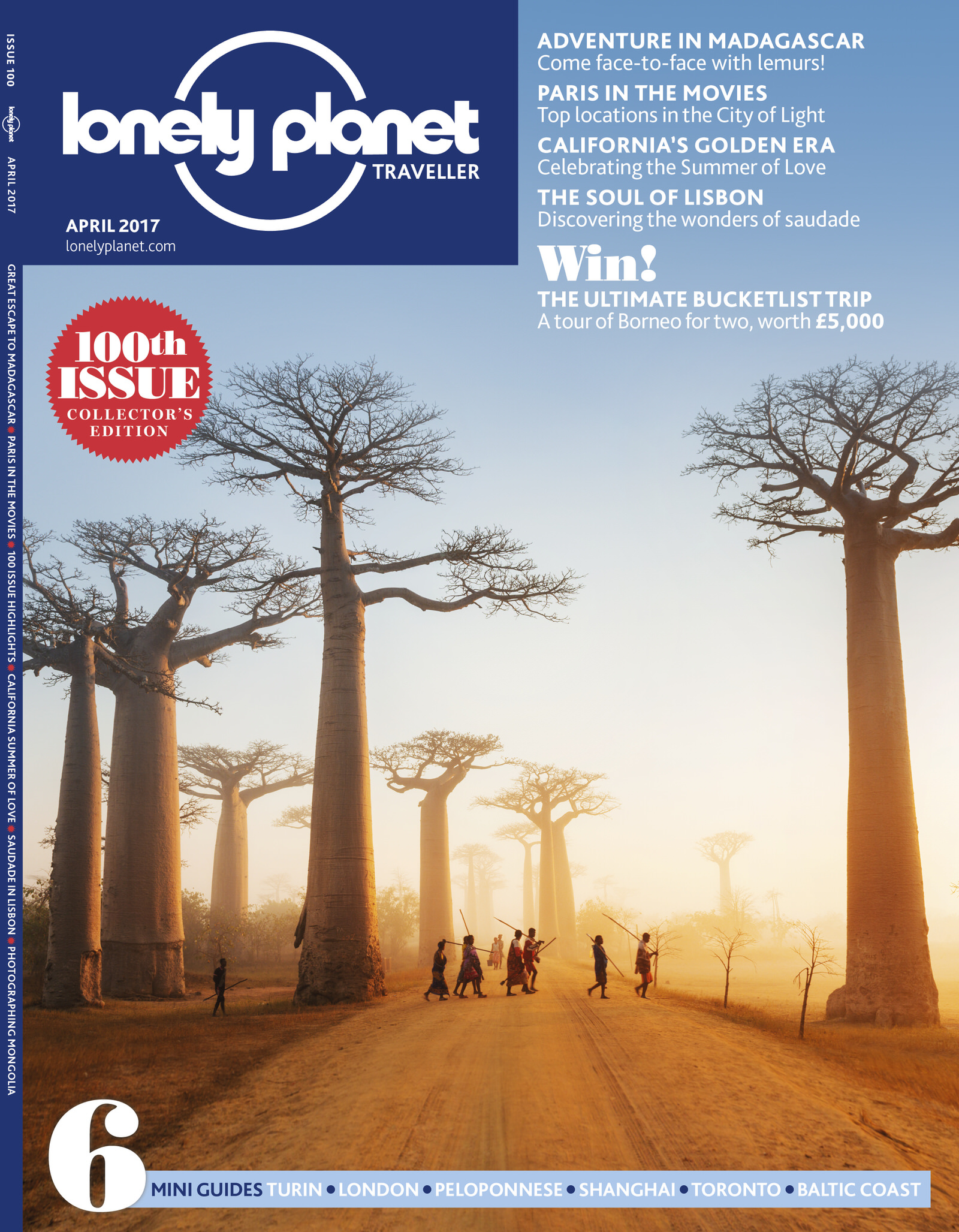 Behind the 'zines: Lonely Planet Traveller's April issue – Lonely Planet's  travel blog