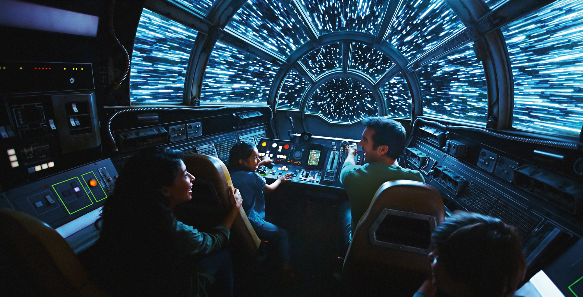Wonderings: have you felt a disturbance in the Force?