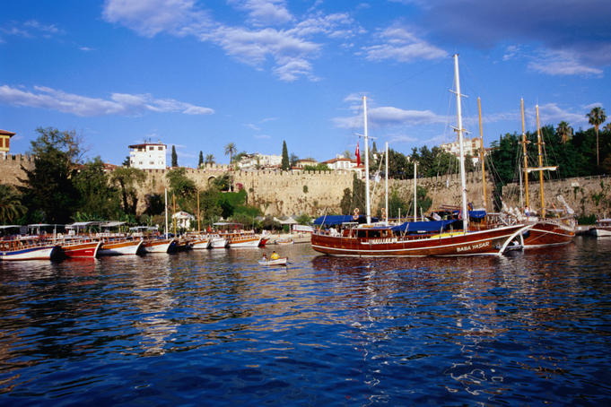 Antalya & the Turquoise Coast image gallery - Lonely Planet