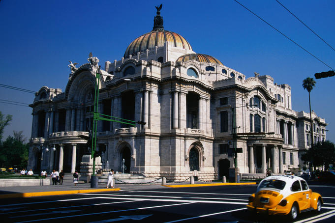 Famous Mexican Buildings Mexico City S Ultra NicheFamous Architecture