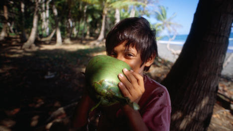 A local boy, Península de Osa & Golfo Dulce