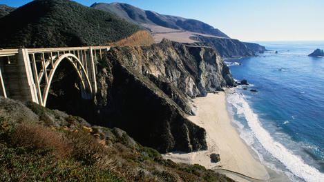Bixby Bridge,Big Sur