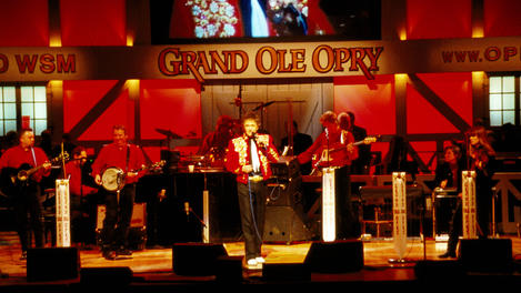 Country band, Grand Ole Opry, Nashville