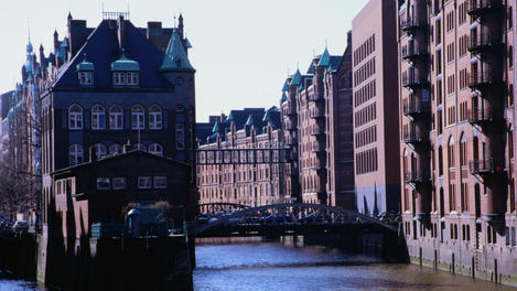 Speicherstadt, Hamburg