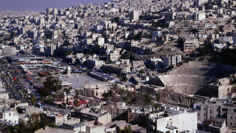 Central Amman, Jordan