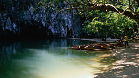 St Paul's Subterranean National Park, Philippines