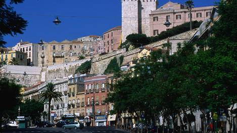 St Remy, Cagliari