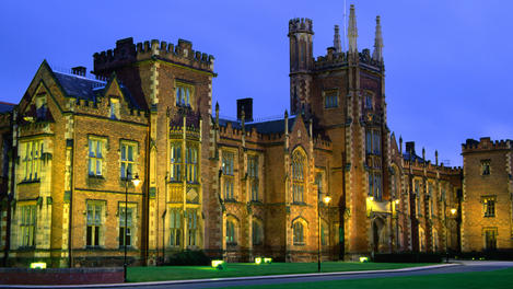 Queens University, Northern Ireland