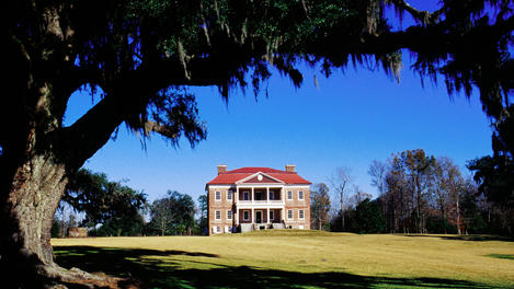 Drayton Hall Plantation, Charleston