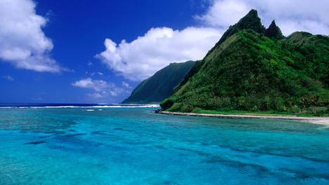 Ofu Island, American Samoa