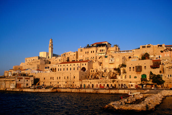 Jaffa Old City.