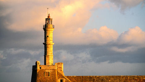 Lighthouse, Crete