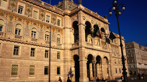 Government Palace, Trieste
