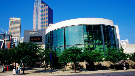 Convention Center, Charlotte