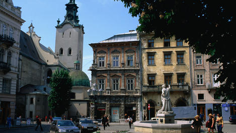 Roman Catholic Cathedral, Lviv