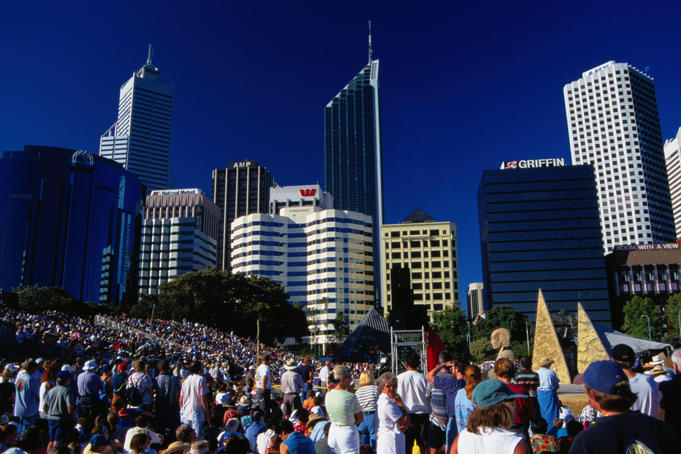 The Festival of Perth, Western Australia