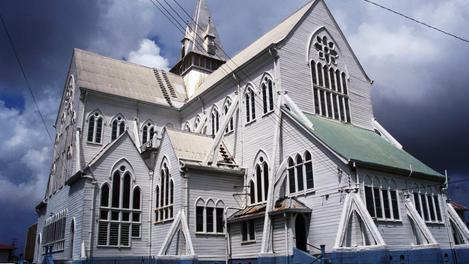St George's Cathedral, Georgetown