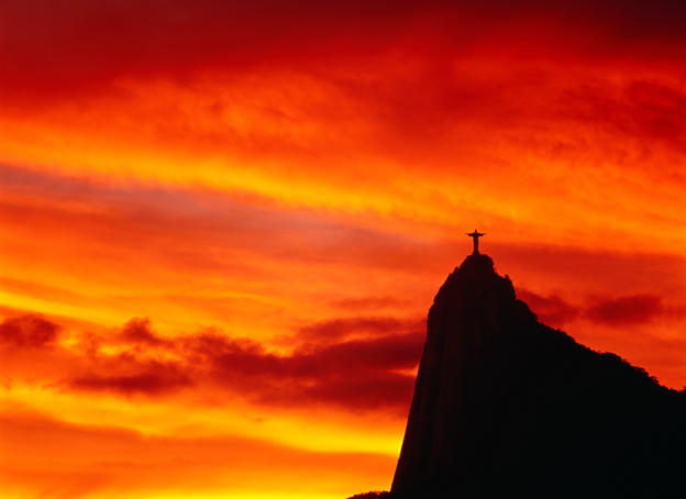 Christ the Redeemer, Corcovada.