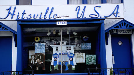 Home of Motown, Hitsville, Detroit