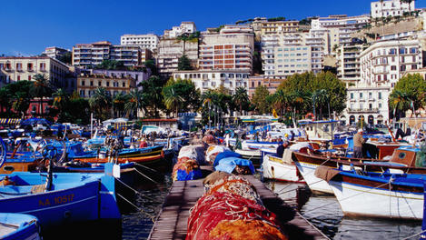 Mergellina, Naples