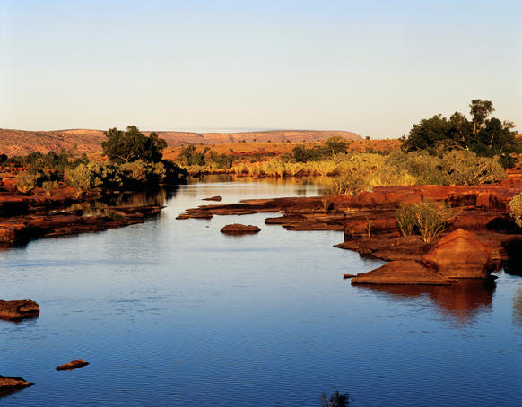 River in the Kimberley.