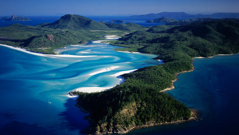Tongue Point, Whitsunday Islands