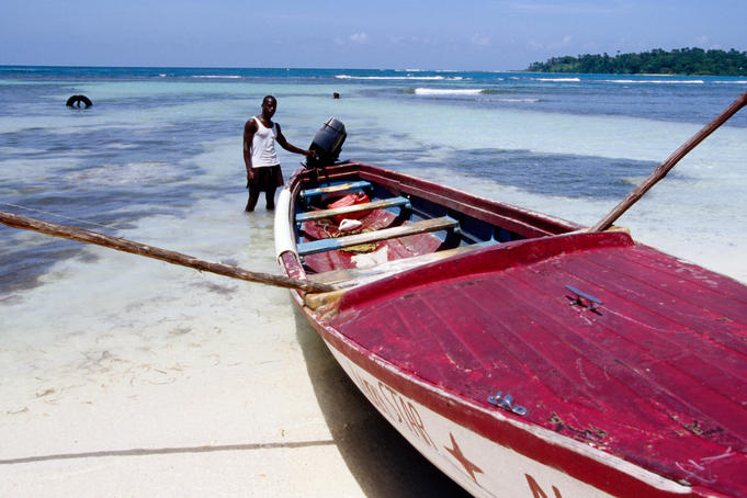 Jamaica image gallery lonely planet for Jamaica fishing charters