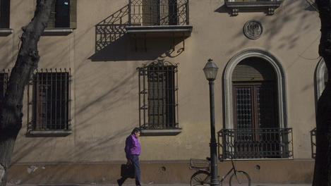 Colonial architecture, Mendoza