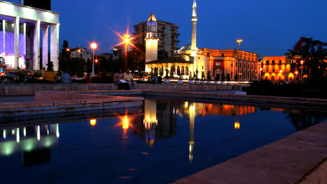 Ethem Bey Mosque, Albania