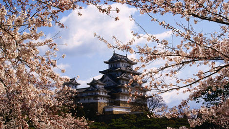 Himeji-jo Castle, Japan