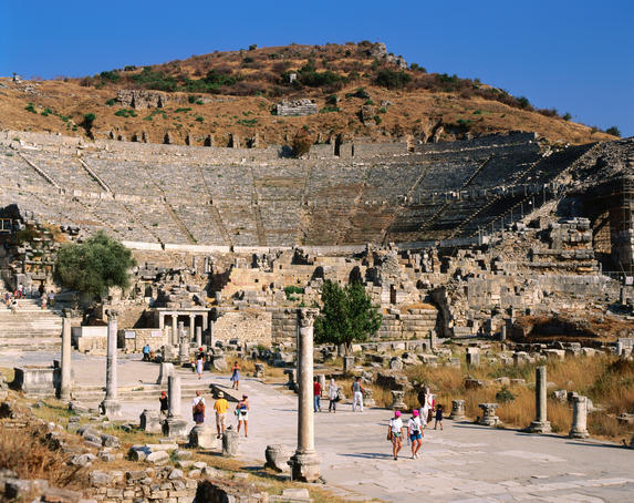 Ephesus (Efes) image gallery - Lonely Planet