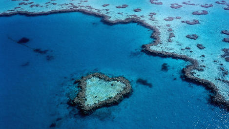 Hardy Reef, Whitsunday Islands