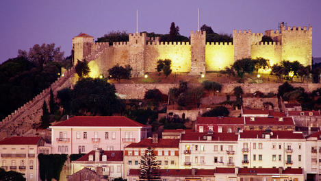 St George's Castle, Lisbon