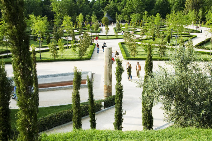Madrid around madrid image gallery lonely planet - Madrid forest ...