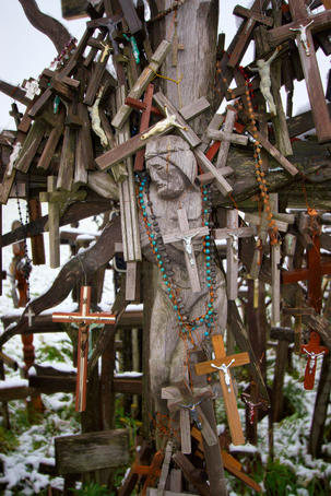 Hill of Crosses.