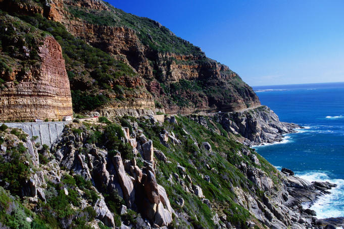 Cliffside road, Clifton Bay.