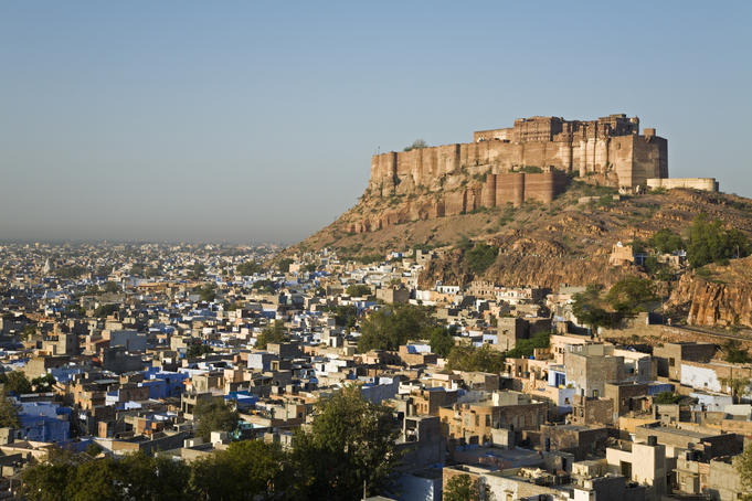 Jodhpur India Lonely Planet