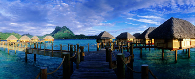 Bora Bora Pearl Beach Resort.