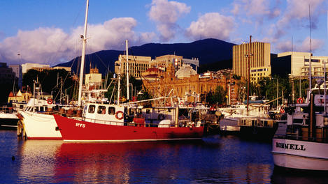 Victoria Dock, Hobart