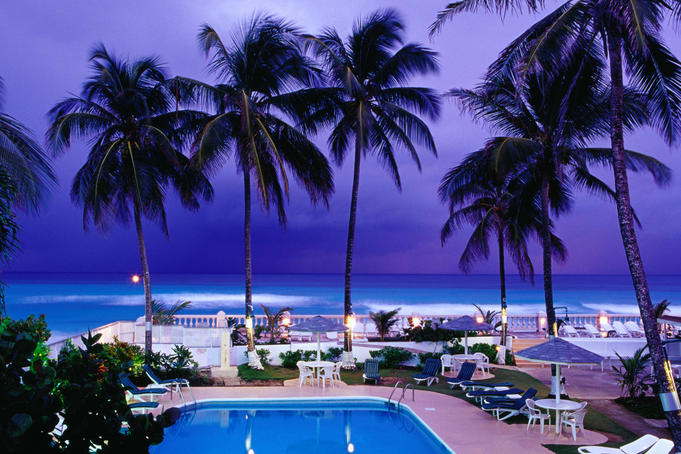 Resort at Dover Beach, Barbados
